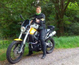 Auf Motorradtour in Rheinland-Pfalz