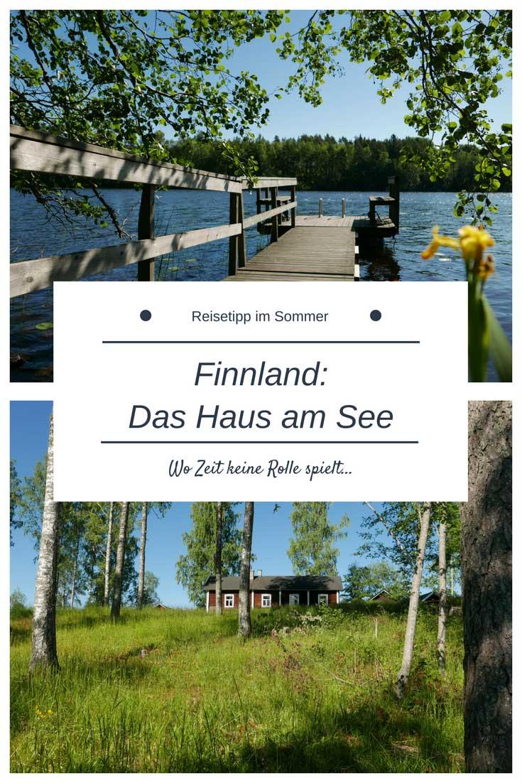 finnland ein haus am see wo zeit keine rolle spielt. Black Bedroom Furniture Sets. Home Design Ideas