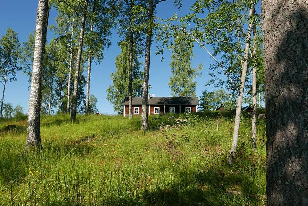 Finnland: Ein Haus am See - wo Zeit keine Rolle spielt